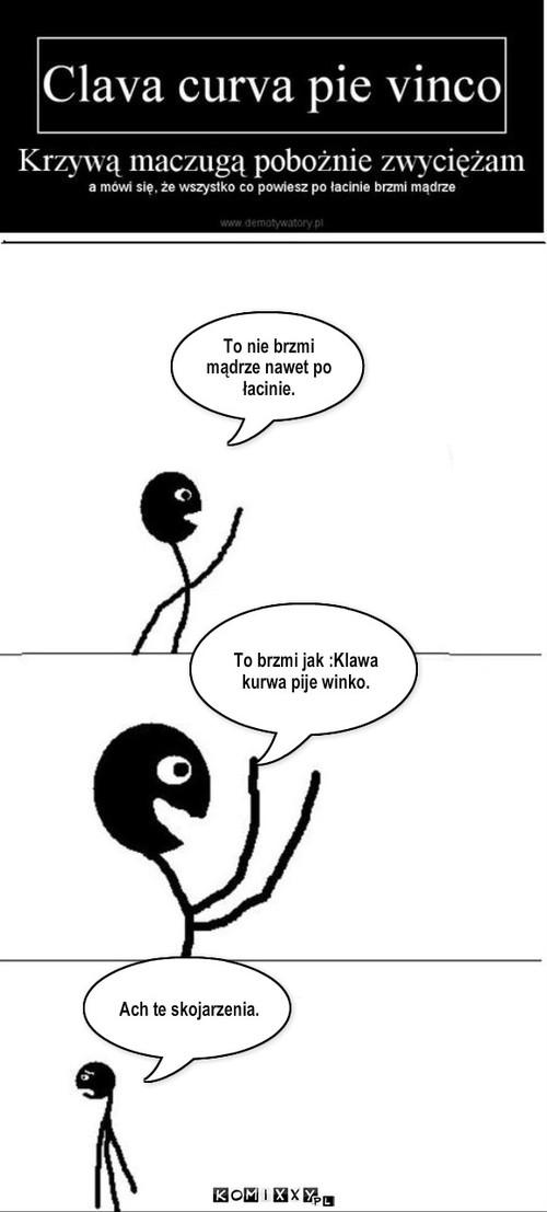 łacina Komiks Internetowy