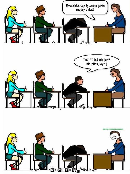 Cytat Komiks Internetowy