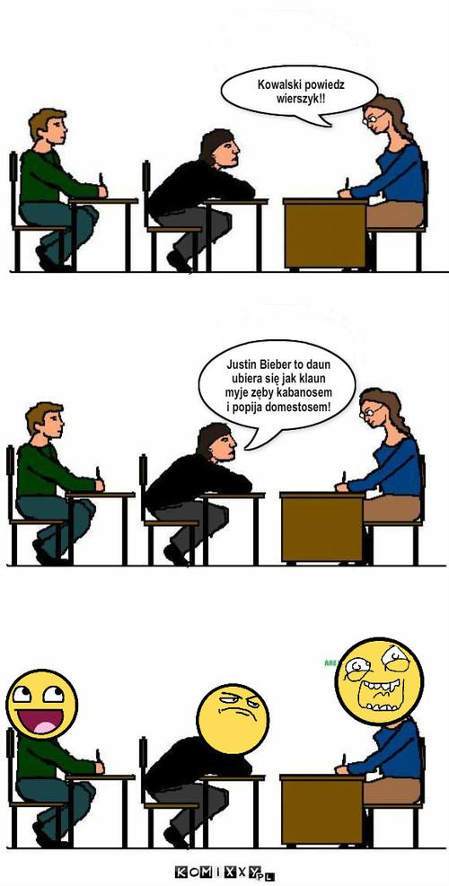 Matka Biebera Komiks Internetowy