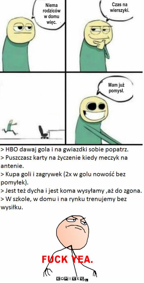 Wierszyk Komixxypl