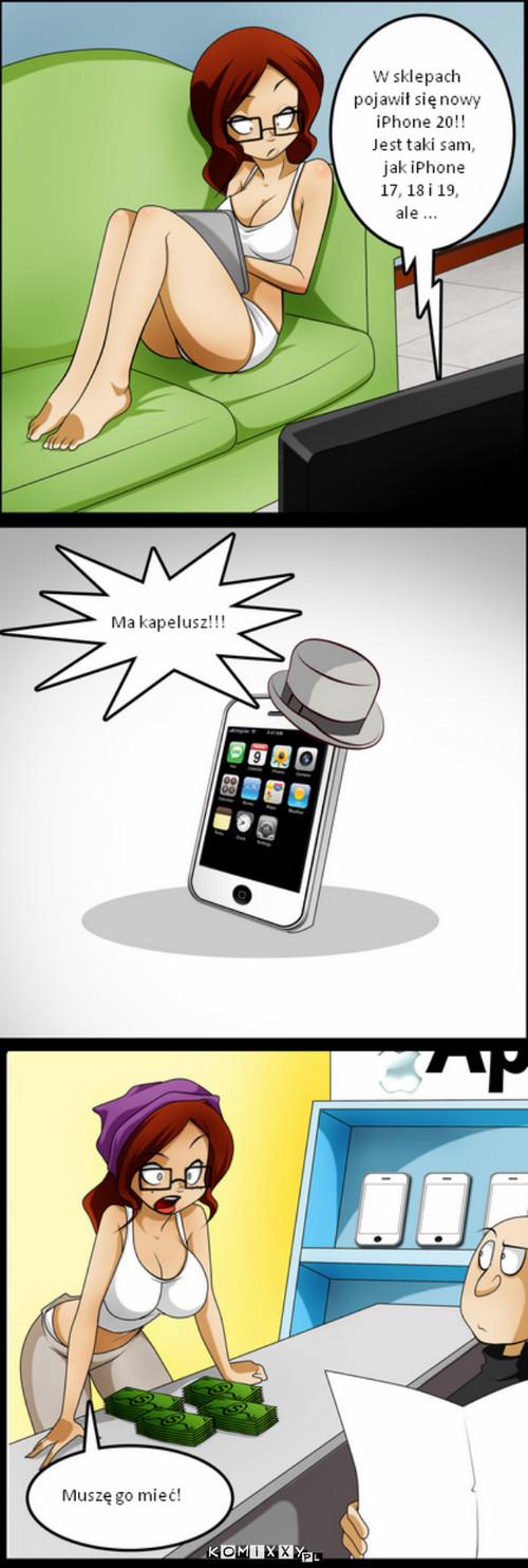 IPhone 20 –