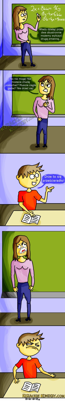 Nauczyciel –