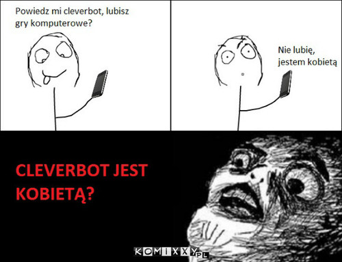 Cleverbot –