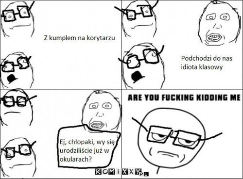 Okulary –