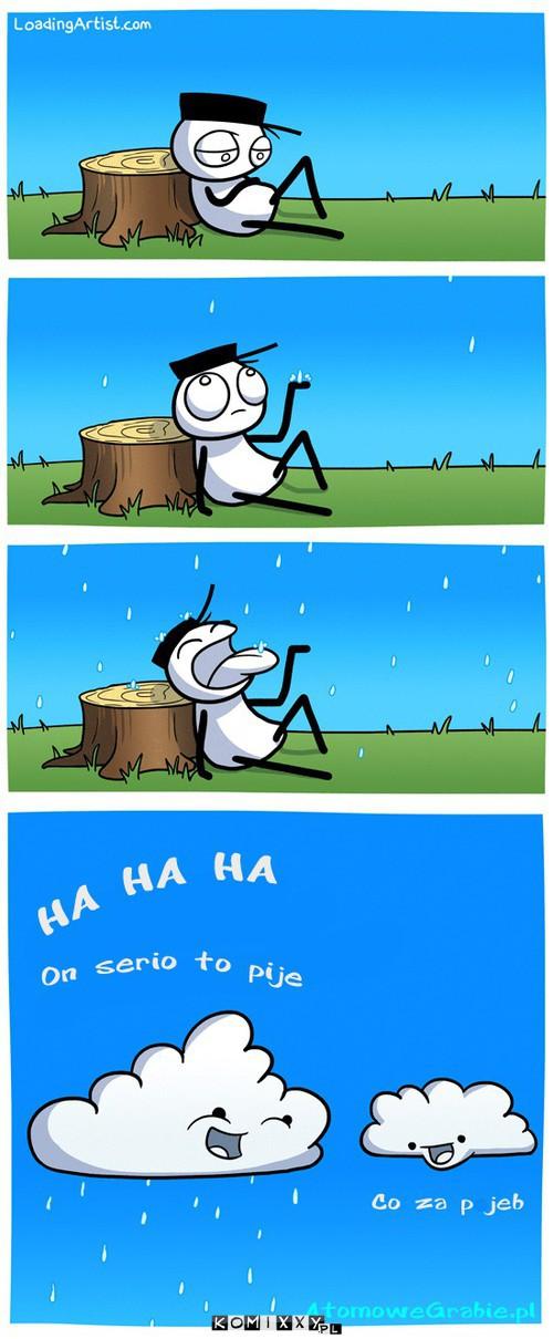 Deszcz –