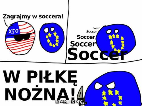 Soccer –