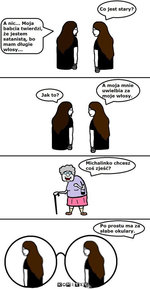 Wnuczka –