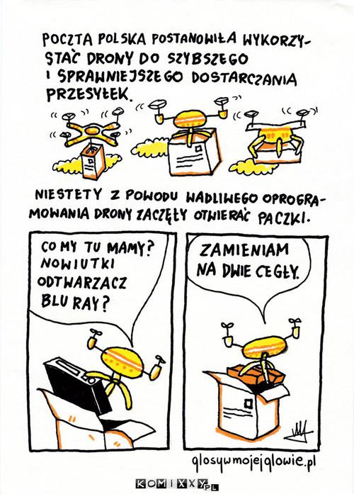 Poczta Dronowa –