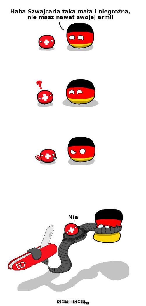 Szwajcarski scyzoryk –
