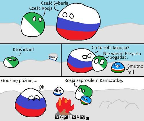 Tymczasem na Syberii –