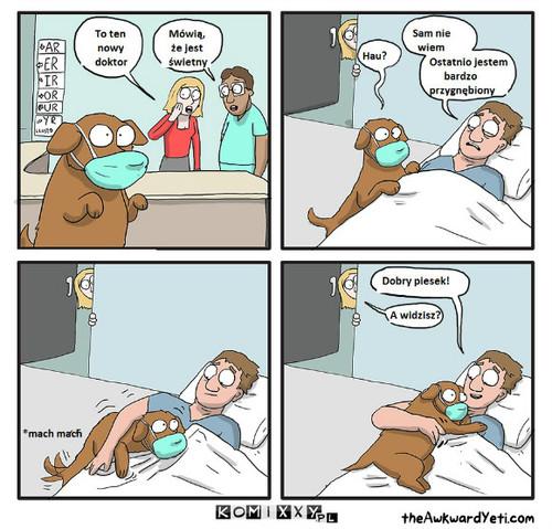 Świetny lekarz –