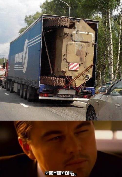 Transportować transporter –