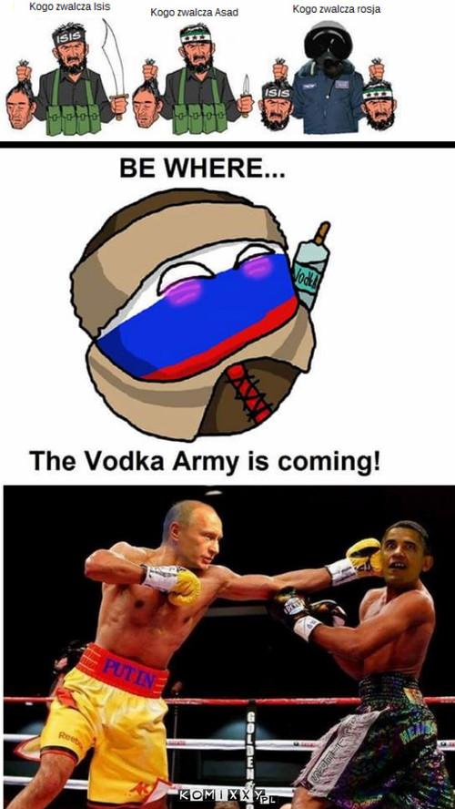 Ruscy tak majo –