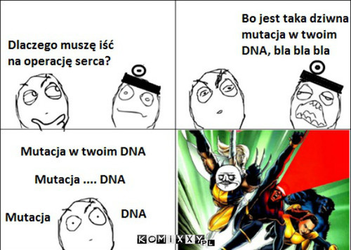 Mutacja –