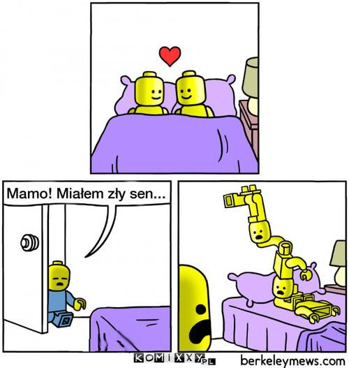 Klocki LEGO –