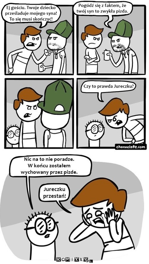 Obrona syna –