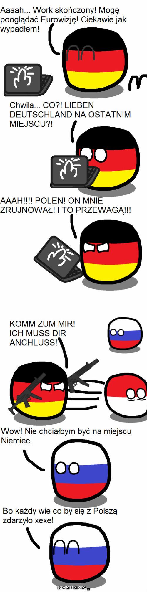 EUROwizja ?