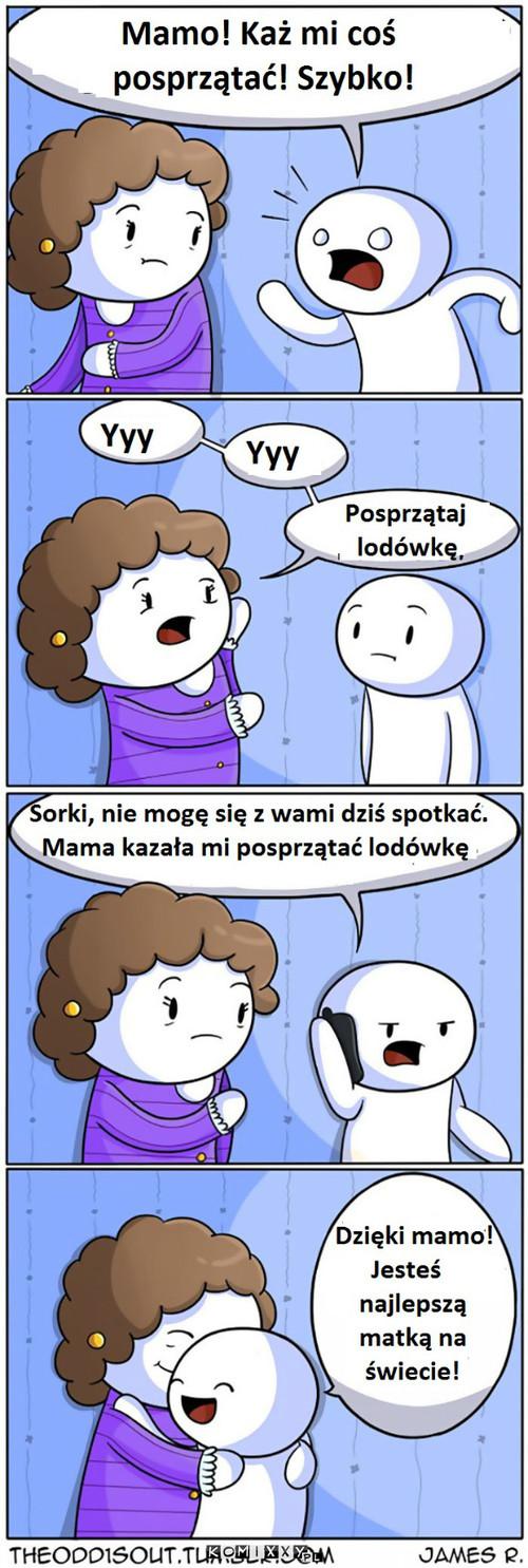 Kochana mama ?