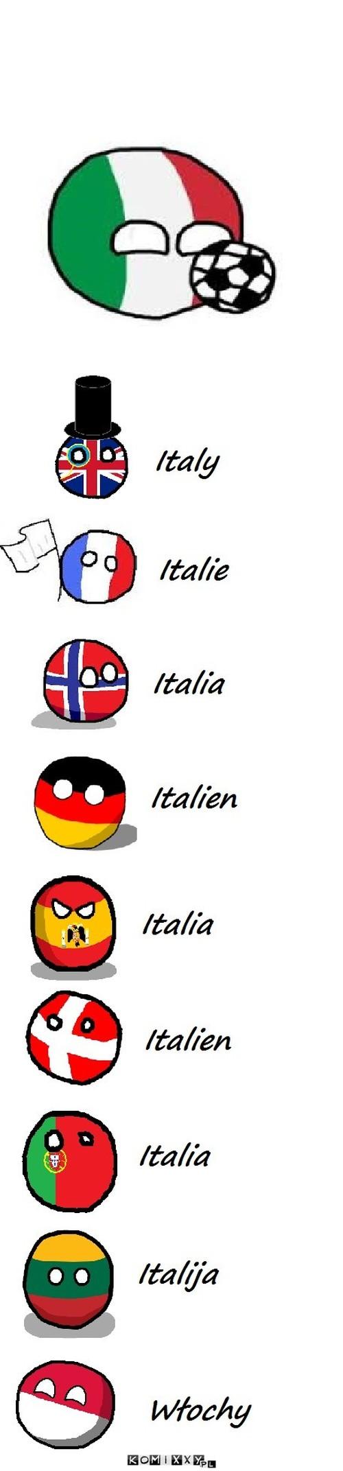 Italia –