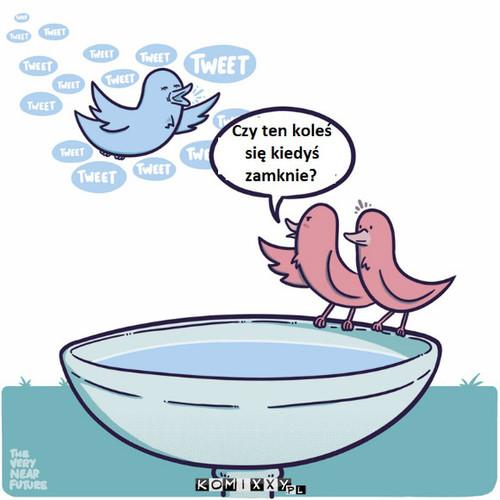 Twitter –