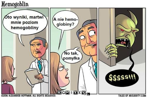Hemogoblin –