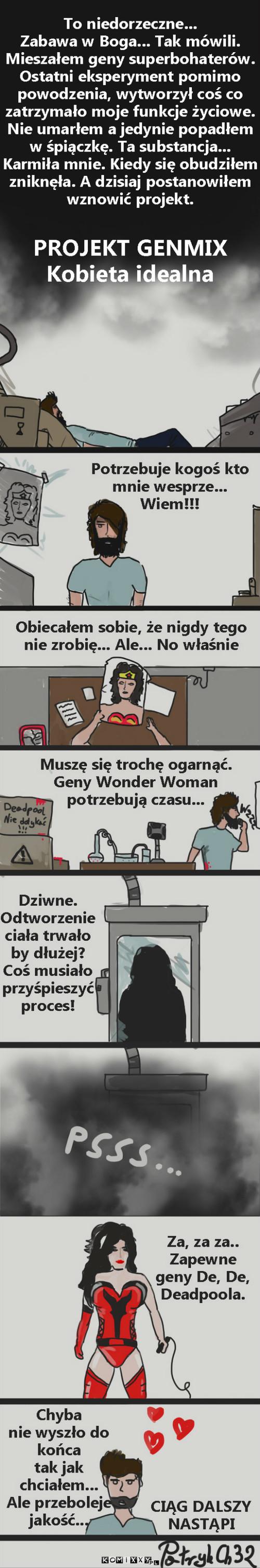 Genmix - kobieta idealna –