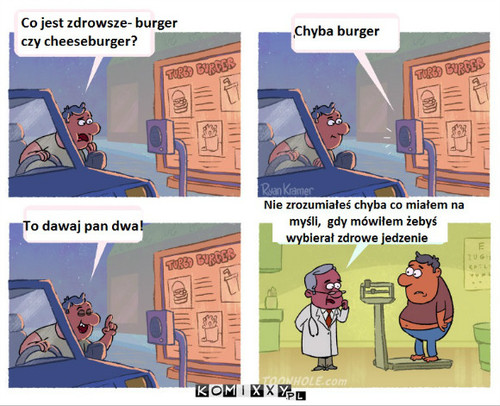 Zdrowe jedzenie –