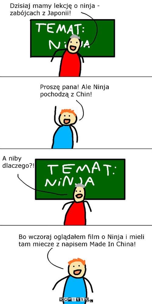 Ninja –