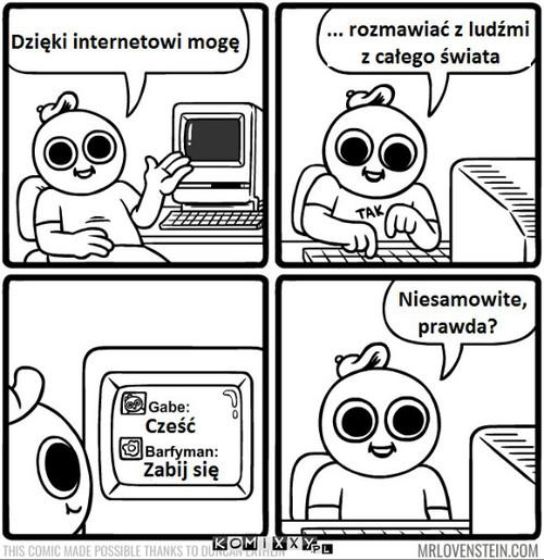 Internet –
