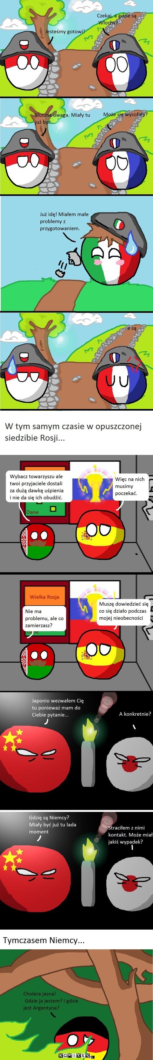 Wielki Plan Niemiec #22 –