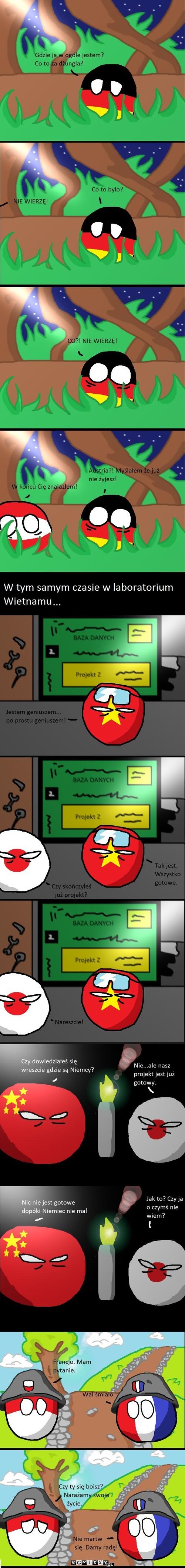 Wielki Plan Niemiec #23 –