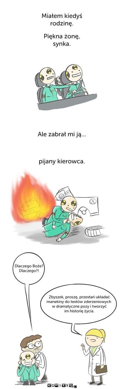 Wypadek –