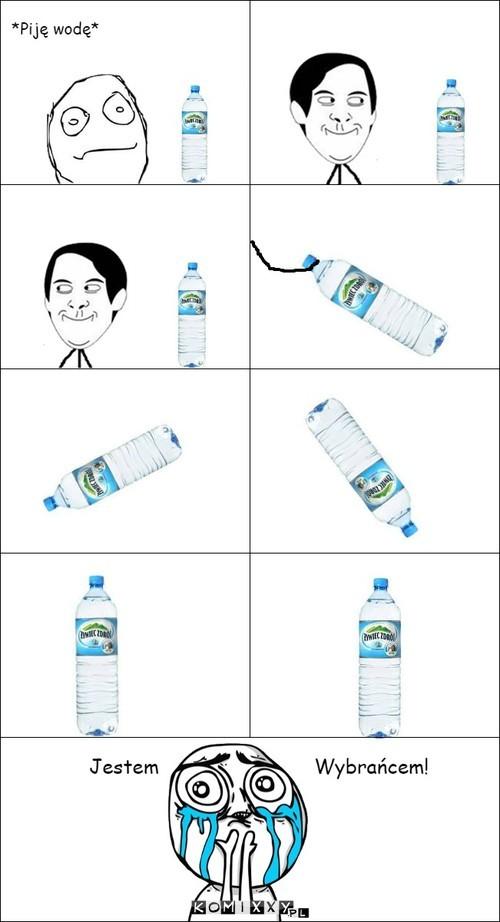 Bottle flip –
