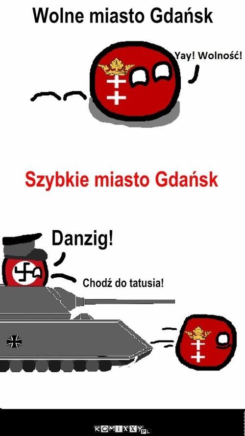 Wolne miasto Gdańsk –