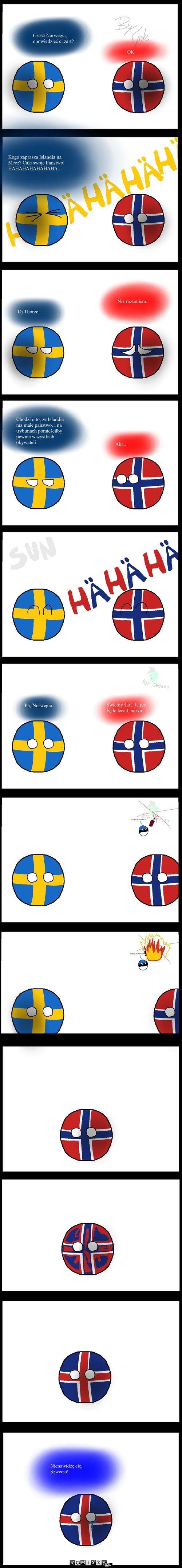 Ta Skandynawia... –