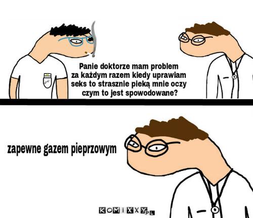Yorik u lekarza –