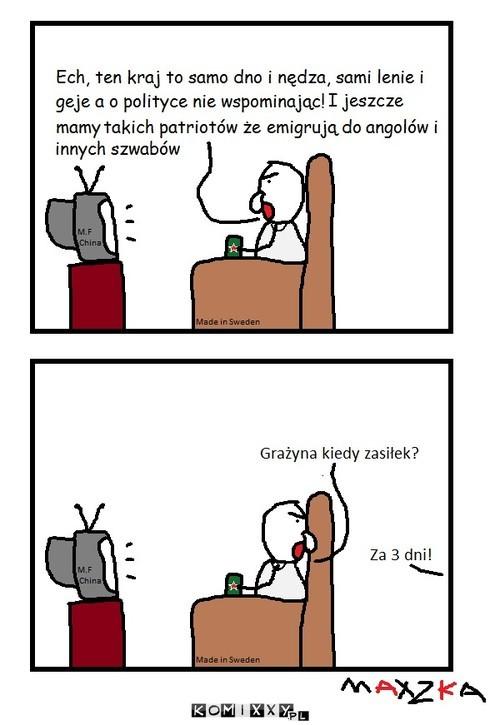 Janusze i Mariusze –