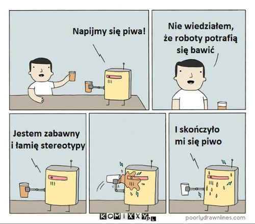 Robot –