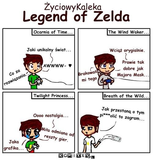 Legend of Zelda –