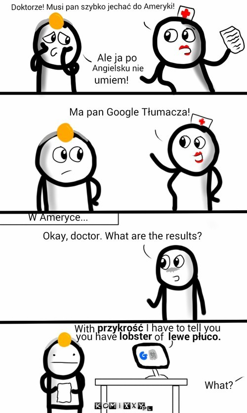 Tłumacz –