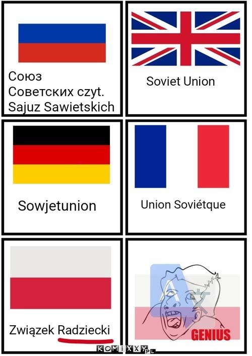 Polski język taki piękny –