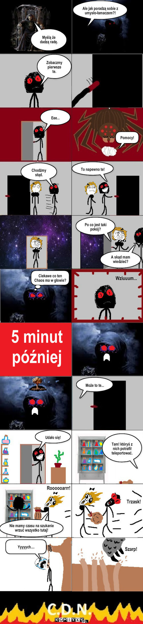 Świat Saggaru s2 #7 –