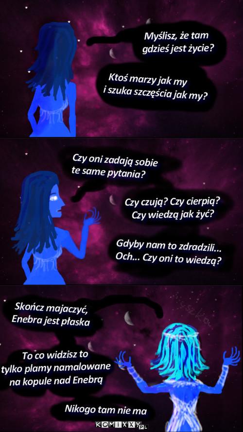 Dlaczego kosmici nie odwiedzają Ziemi? –