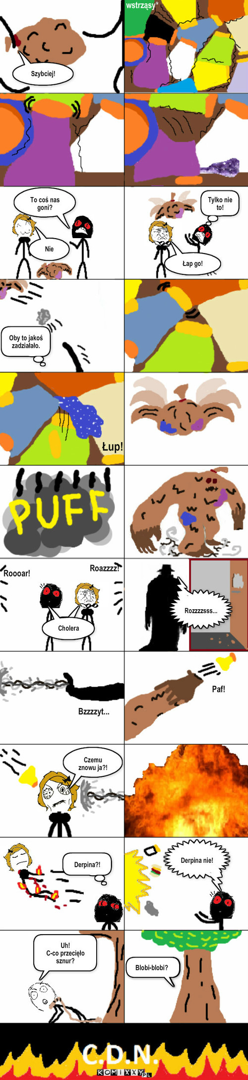 Świat Saggaru s2 #8 – Blobi-blobi?
