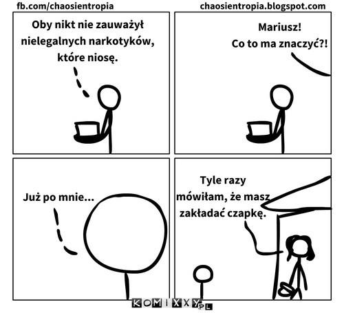 Narkotyki –