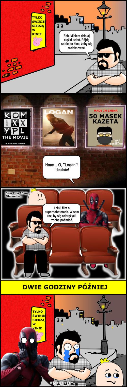 Logan – Hmm... O,